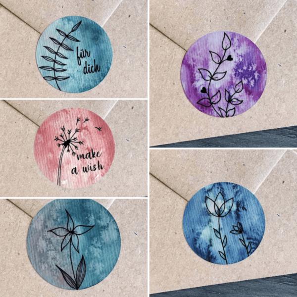 Sticker Mix and Match Detailansicht 2