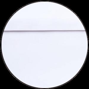 Weisses Kuvert