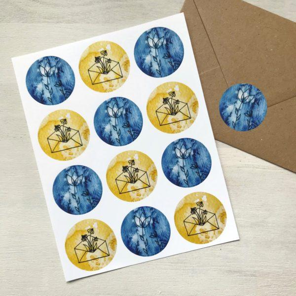 Sticker Mix and Match